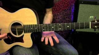 Deep Elem Blues: Jerry Garcia Acoustic Guitar Lesson TRAILER