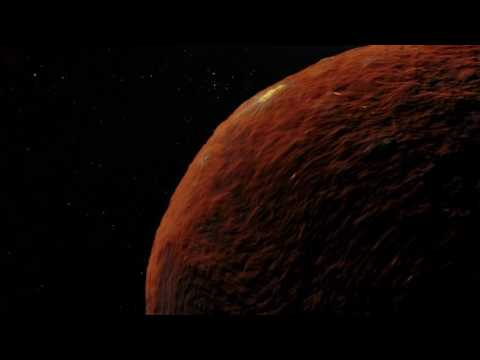 A New Dwarf Planet - 2015 RR245 - Discovered in July 2016 - Space Engine