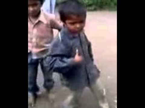 Comady Done By Small Indian Villege Boys    Dance And Sing video