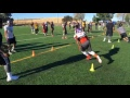FBU BAY AREA TRYOUTS - YOUTH FOOTBALL TRAINING - ANTIOCH, CA