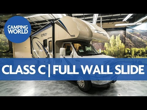 2018 Thor Freedom Elite 24HE | Class C Motorhome - RV Review: Camping World