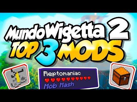🚨TOP 3 MODS DE MUNDO WIGETTA 2🚨 | ¡MEJORES MODS DE MUNDOWIGETTA 2! | ¡LOS MODS DE MUNDOWIGETTA 2!