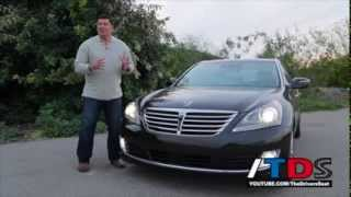 2014 Hyundai Equus Reviewed by Ron Doron