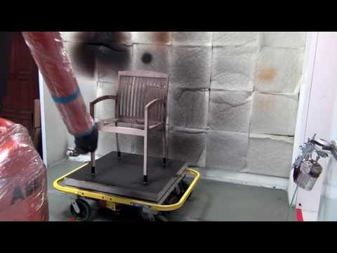 PrimeHeat Robotic Spraying Stain
