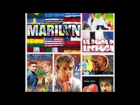 Agrupacion Marilyn vs La Banda de Lechuga Sus mejores temas