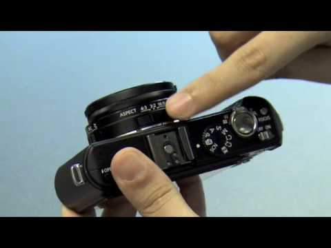 World's First Panasonic Lumix DMC-LX3 - First Impression Video by DigitalRev Music Videos
