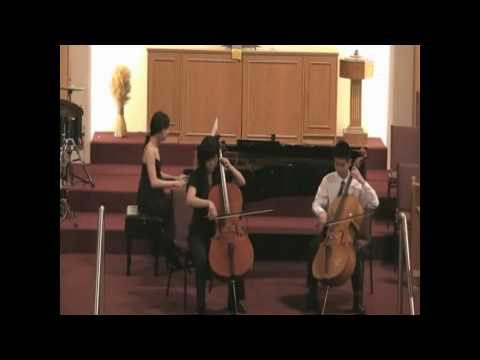 CONCERTO IN G MINOR FOR TWO VIOLONCELLOS, 1ST MOVEMENT by VIVALDI, A.