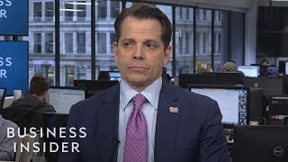 Anthony Scaramucci On Trump, The Press, And The Economy