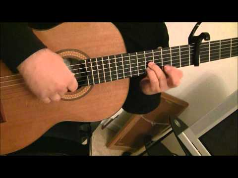 0 Coldplay Paradise Classical Guitar Cover