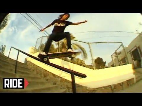 David Loy - Birdhouse Skateboards The Beginning