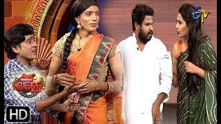 Hyper Aadi, Raising Raju Performance   Jabardasth    23rd  May 2019   ETV Telugu