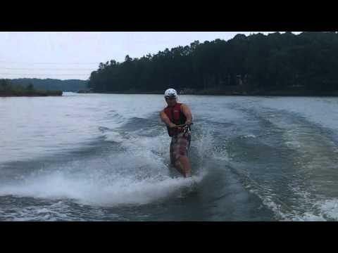 Taylor on the Wake Skate