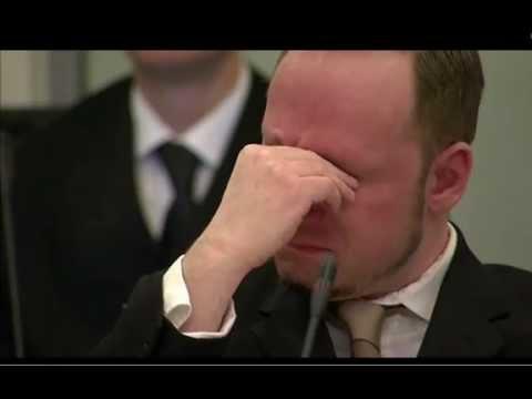 22/7 Rettsaken: Anders Behring Breivik Gråter i retten