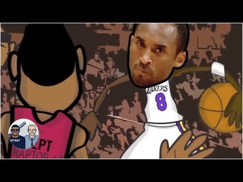 When Kobe Bryant Scored 81 Points On Jalen Rose | Story Time With Jalen Rose | ESPN Archives