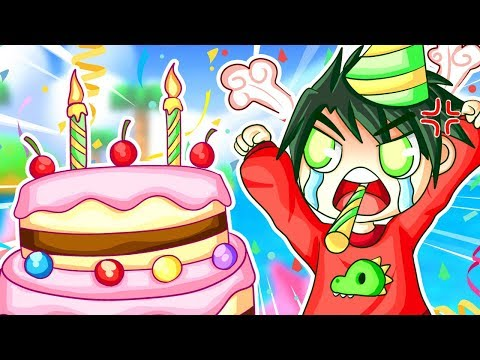 A NOT SO HAPPY BIRTHDAY IN SIMS 4! (Funny Moments)