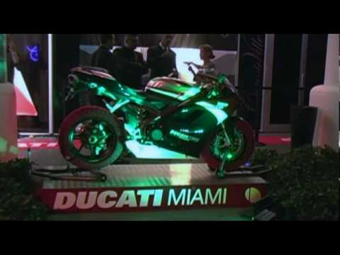 Ducati of Miami - Unveiling of the new Multistrada 1200 Video