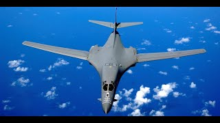 Great Planes   Rockwell B 1B Lancer