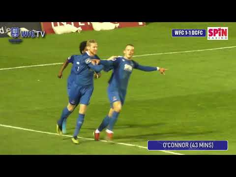Waterford FC 1-1 Derry City FC - SSE Airtricity League [30-8-19]