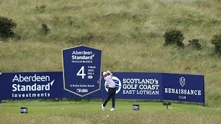 Rory McIlroy and Thomas Detry - Feature group - Live Day 3 ASI Scottish Open