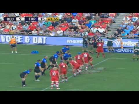 Super Rugby 2011 - Week 1 Tries