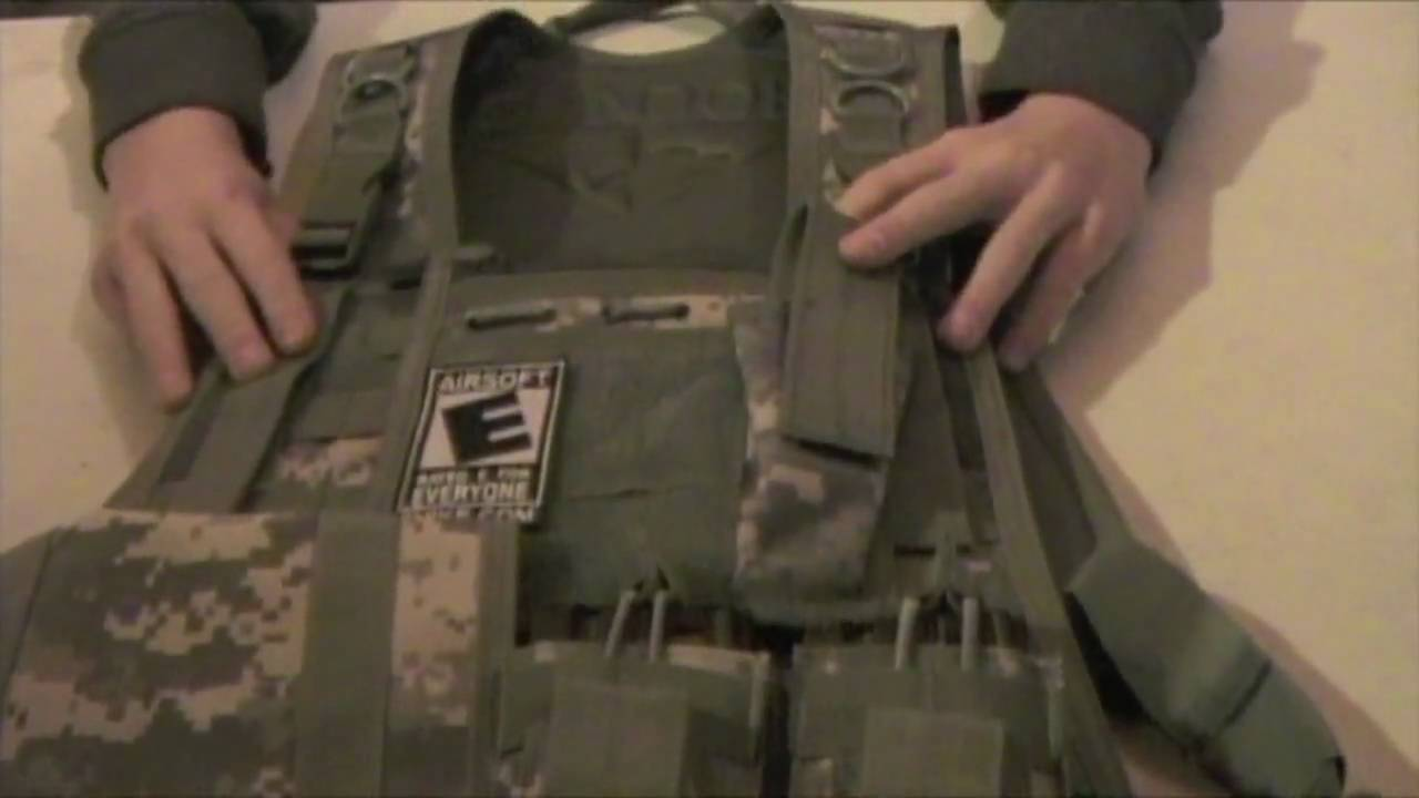 Magpul Tactical Vest Special op Tactical Vest