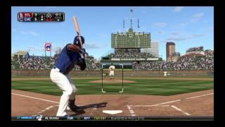 MLB 15 The Show - Mark Grace & Sammy Sosa Go Back To Back Like Old Times!