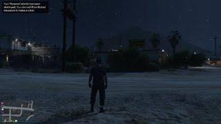 Grand Theft Auto V Funny Clip #11