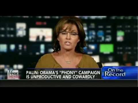 Fox: Palin Rips Phony Obama And Media - 7/26/2013