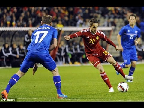 Belgium vs Iceland 3 1 All Goals & Highlights Friendly Match 2014