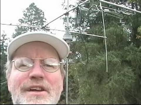 How to Use a Ham Radio : How to Rig On Air CQ on a Ham Radio
