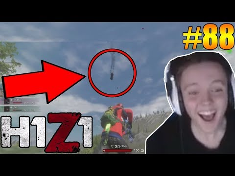 0% chance this will ever happen to you. H1Z1 - Oddshots & Funny Moments #88