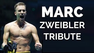 Marc Zwiebler 🇩🇪 Badminton tribute (Best rallies and trick shots)