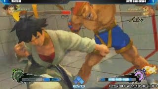 EVO 2K13 SSF4 AE Top 8 Haitani (Makoto) vs Gamerbee (Adon) [HD]