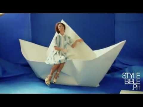 Plains and Prints S/S 2012: The Model & Designer's Spotlight