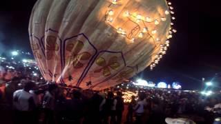 Unique Taunggyi Hot Air Balloon Festival