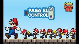 El Mario gritón Parte 2 - Mario Vs. Donkey Kong - Con el Lotus #MarioVsDonkeyKong #Nintendo