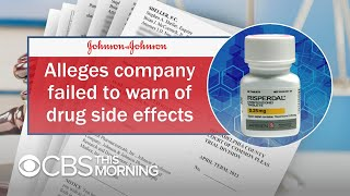 Johnson & Johnson hit with $8B verdict over drug linked to boy growing breasts