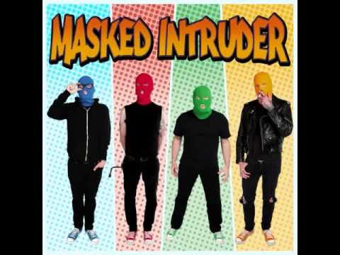Masked Intruder - Heart Shaped Guitar