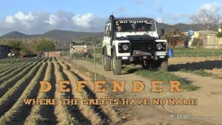 LAND ROVER DEFENDER AMAZING TRIBUTE