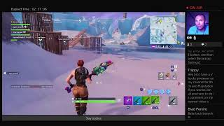 Fortnite with mittenz