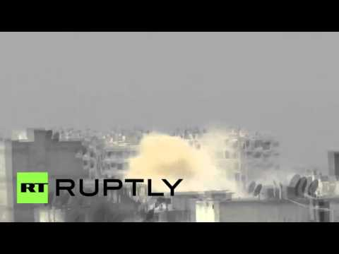 Syria: FSA supporters responsible for the recent chemical weapons attack on Kurds?