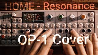HOME - Resonance OP-1 Cover