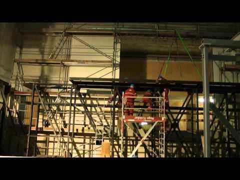 11.07.2012: Was passiert im Innern der Reutlinger Stadthalle