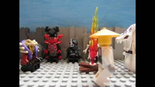 LEGO Ninjago - Lost In Time - Episode 1: The Stone Wars!