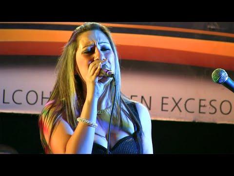 Son Tentación Ya te olvidé en vivo 2014 video clip full HD (letra)