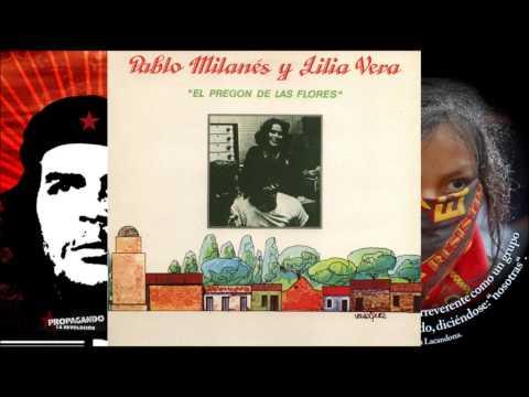 Pablo Milanés y Lilia Vera El pregón de las flores 1981 Disco Completo