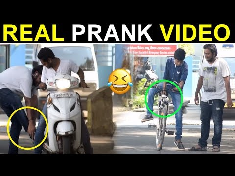 Real Prank Video | Latest Prank Video | Latest Comedy Videos 2018 | Tollywood Nagar