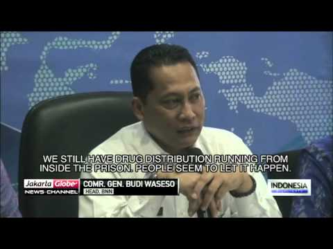 BNN Plan To Inspect All Prisons In Indonesia