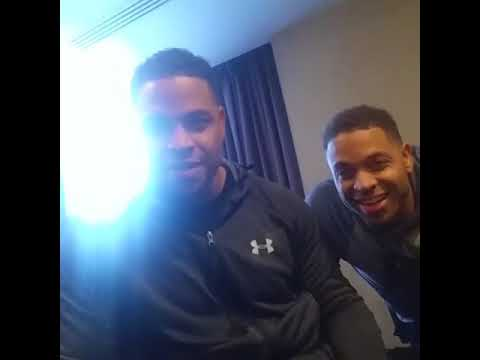 Tyrone Magnus REACTS to The Hodgetwins Sending Love to His Sister Michelle!!!
