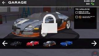 Kde nájsť časti: Bugatti! Extreme car driving 3D simulator! 2018!